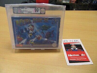 Nintendo, MEGA MAN X - LEGACY COLLECTION 30TH ANN /1 OF 8500...