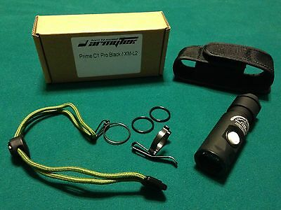 A43A C8 LED Flashlight Tactical Military Outdoor Sporting Portable Torch