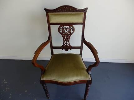 Single Antique Chair Echuca Campaspe Area Preview