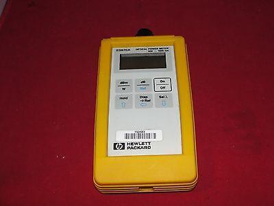 Hp E5970a Optical Power Meter 800-1600 Nm