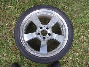 "18"" 235 / 40 Rims & tyres Elanora Heights Pittwater Area Preview"