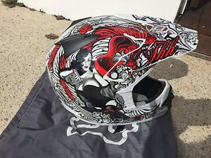 Motorbike helmet, Like New!! Tapping Wanneroo Area Preview
