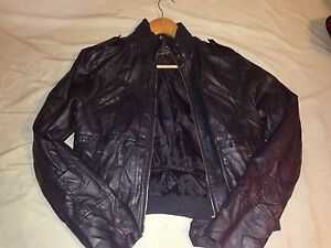 Ambience Leather Jacket