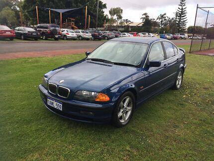 2001 BMW 320 AUTOMATIC Sedan ( CHEAP LUXURY! ) $3490