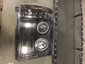 Recon Headlights 07-13 gmc