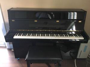 Beautiful Samick Upright Piano