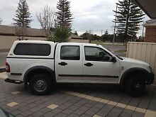 2006 Holden Rodeo Dual Cab Ute Largs North Port Adelaide Area Preview