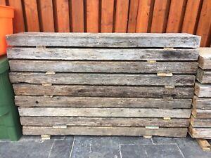 Parallam wood beams