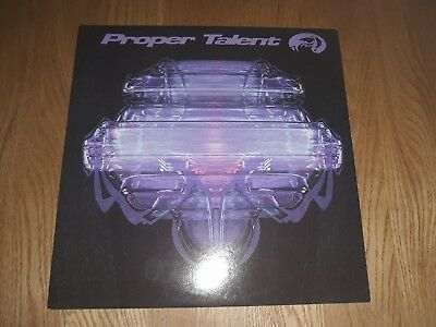 Dj Rap-Presenting The Dj/Mayday-Proper Talent-Classic Drum & Bass/Jungle Vinyl