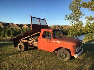 1963 ford 1 ton