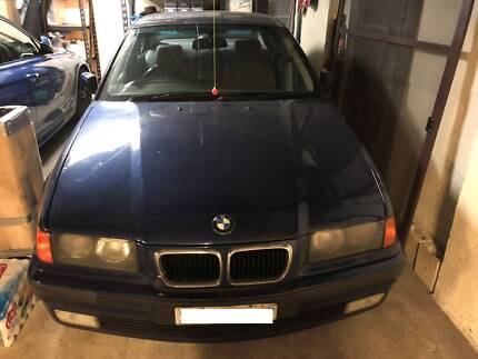 Scrapping 1997 BMW 318is, 4 Door, Auto, 190,000kms, whole car Lane Cove Lane Cove Area Preview