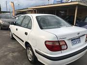 2002 Nissan Pulsar Sedan, AUTOMATIC, FREE 1 YEAR WARRANTY Maddington Gosnells Area Preview