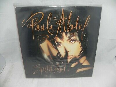 Paula Abdul - Spellbound 1991 Rare Korea LP & No Barcode / SEALED NEW