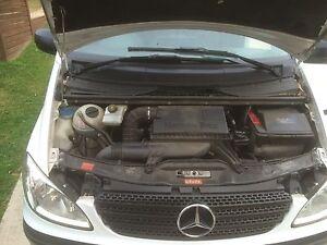 2011 Mercedes-Benz Vito Van/Minivan Belrose Warringah Area Preview