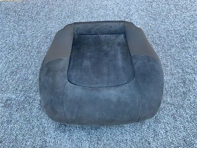 04-08 CHRYSLER CROSSFIRE SRT6 RIGHT SIDE SUEDE SEAT BOTTOM CUSHION ASSEMBLY OEM