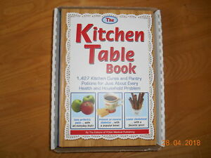 KITCHEN TABLE BOOK