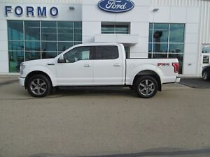2015 Ford F150 SUPERCREW LARIAT SPORT 4X4