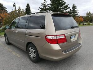 2007 Honda Odyssey for Sale; 140K km, Excellent Condition $8499