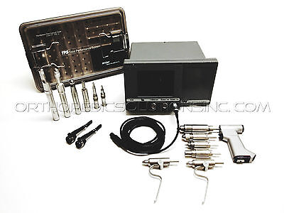 Stryker Tps 5100-88 Orthopedic Drill Saw Set With Warranty