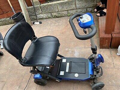 Solax Genie+ Auto Folding Mobility Scooter