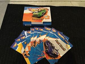 Hot wheels phonic books and workbook