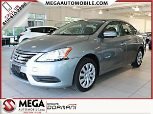 2014 Nissan Sentra SV PURE DRIVE