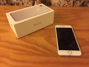 BRAND NEW IPHONE 7 SILVER UNLOCKED FOR SALE