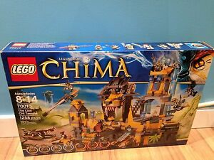 LEGO Chima 70010 Lion CHi Temple