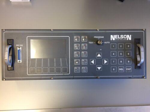 TRW Nelson Bedienfeld NTR 1X00W1 Stud Welder Control Panel 66-02-14