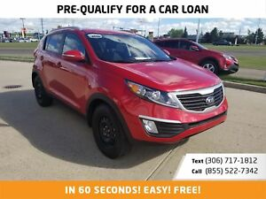 2013 Kia Sportage LX Power Windows, Anti-Lock Brakes (ABS), A...