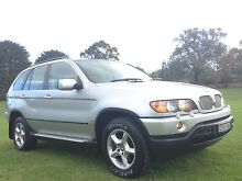 2004 BMW X5 with RWC Low Kms Great Condition Narre Warren South Casey Area Preview
