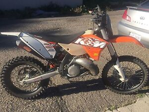 REDUCED!!  2011 KTM XCW 250