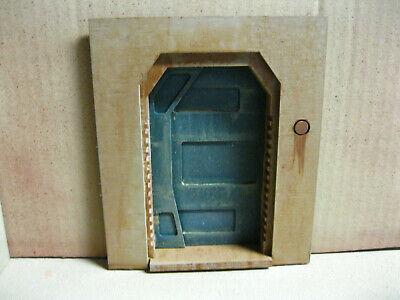Star Wars Award Winning Custom Cast Mandalorian Doorway Diorama Free Shipping