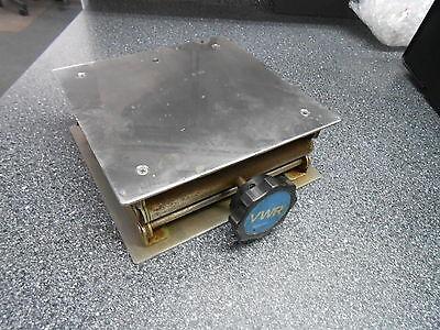 Vwr Laboratory Jack Stand 2 Minimum 12 Max Hieght 7 X 7 Platform 2