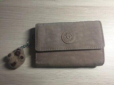 KIPLING Pixi Medium Wallet PurseAC3710Trifold Wallet Nylon Antique Rose