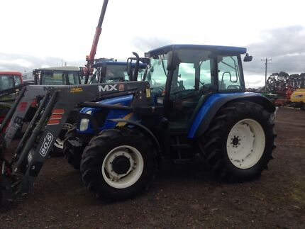New holland TL80A Colac West Colac-Otway Area Preview