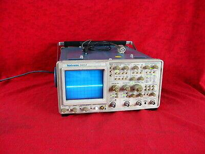 Tektronix 2465a 350 Mhz Oscilloscope