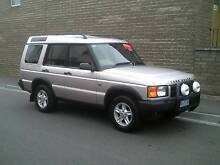 2001 LAND ROVER DISCOVERY TD5 TURBO DIESEL AUTO North Hobart Hobart City Preview
