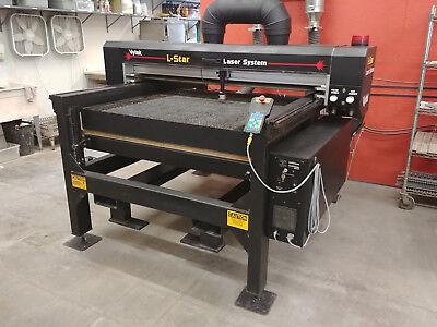 150w Co2 Laser - Metal Cutting And Engraving - Vytek 150 Watt 50 X 50