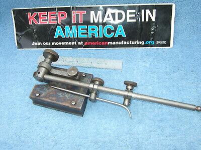 Lufkin No.520 Surface Gage Old Vintage Precision Inspection Tool Grinder Mill