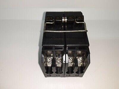 Challenger A2030ct Quad Circuit Breaker 2 1 Pole 20 1 2 Pole 30 A22030ct Flaw
