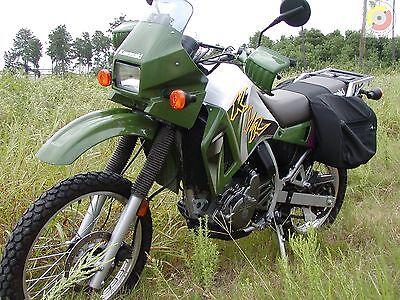 Kawasaki KLR650 1987-2007 Stainless Steel Screw Kit / Bolt Kit of 180 fasteners