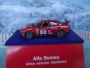 1/43 M4 (Italy) Alfa romeo 156 GTA  WTCC 2006