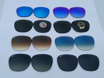 New RayBan Replacement lens RB3016 /RB2176/ RB3507/ RB3716  / RB3816 (Clubmaster Lenses)