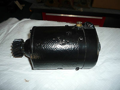 Model T Ford rebuilt Generator for 19 thru 27 or all Ts 6 Volt  Restored Ford