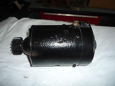 Model T Ford Generator for 19 thru 27 or all Ts 6 Volt   Rebuilt   Restored