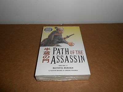 Path Of The Assassin  Vol  13 Manga Graphic Novel Book In English
