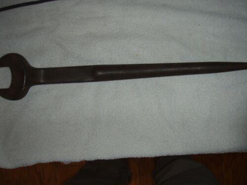 Vintage Bethlehem Steel Spud wrench 7/8