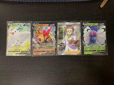 POKEMON CARD LOT OF 100+ Perfect Conditon, Real Good Cards