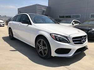 Lease takeover 2018 Mercedes C300 Wagon AMG